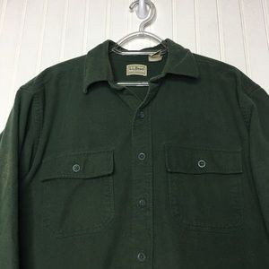 L.L. Bean Shirts - L.L. Bean | Super Soft Dad Flannel